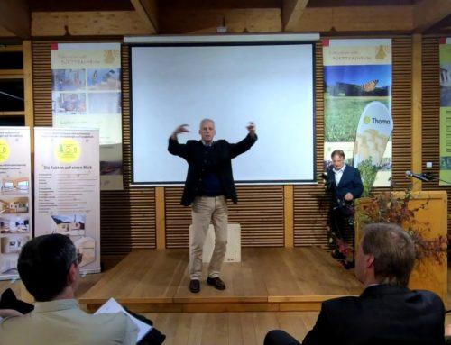 Vortrag Erwin Thoma am 05.11.2018 im Holzkompetenzzentrum Nettersheim
